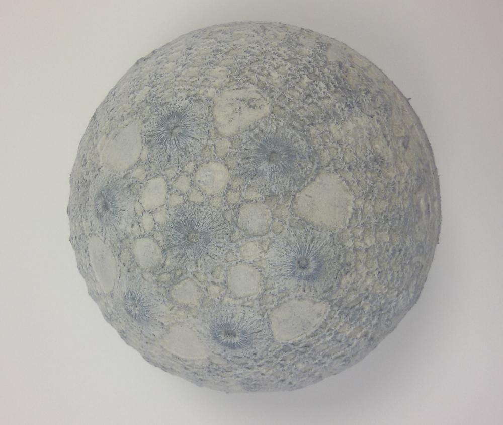 bombka z efektem kamienia