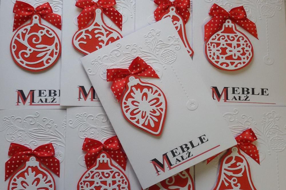 kartki firmowe ręcznie robione